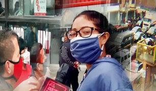 Reactivación descontrolada en tiempos de pandemia