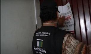 Pueblo Libre: intervienen prostíbulo que funcionaba bajo fachada de spa