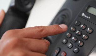 Plantean cancelación definitiva de líneas por hacer llamadas falsas a centrales de emergencia