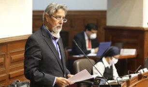 Presentan proyecto multipartidario para eliminar el voto preferencial