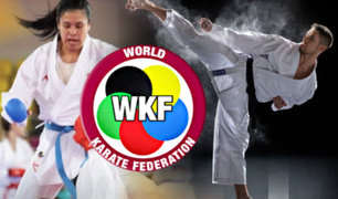 Mundial de karate se realizará en noviembre del 2021