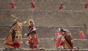 Cusco: Ollantay Raymi fue declarado referente cultural de la región andina