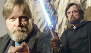 ¿Mark Hamill regresará como Luke Skywalker?