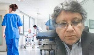 """Vocero de clínicas privadas: """"Al afiliado se le devolverá el 100 % de lo que pagó"""""""