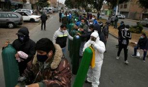 Ministro Zamora: requisito de 93% de pureza en oxígeno se mantendrá tras pandemia