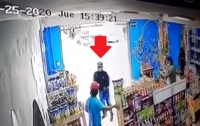 Caen delincuentes que asaltaron minimarket en Carabayllo