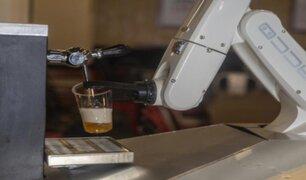 Robots alrededor del mundo vienen tomando mayor presencia en tiempos de pandemia