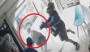Comas: veterinaria es asaltada por segunda vez en pleno estado de emergencia