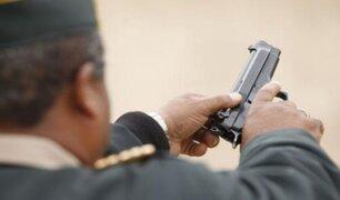 Agentes de la PNP frustraron asalto a vivienda en Carabayllo