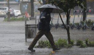 Torrenciales lluvias azotaron el centro y sur de Chile en plena crisis sanitaria