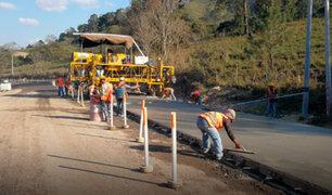 MTC: obras de mantenimiento vial generarán  25,000 empleos en La Libertad