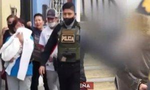 Breña: vecinos denuncian a madre de golpear a sus menores hijos