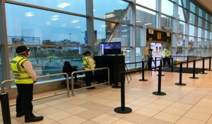 Aeropuerto Jorge Chávez: orden comienza a imponerse tras reprogramación de horarios