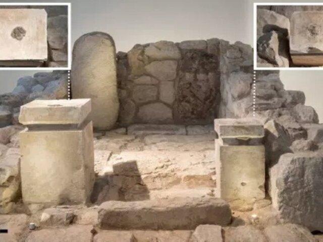 Israel: hallan restos antiguos de cannabis en altar de unas ruinas en Tel Arad