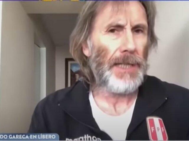 ¿Se terminó todo?: Gareca se iría el sábado según lista de Embajada Argentina