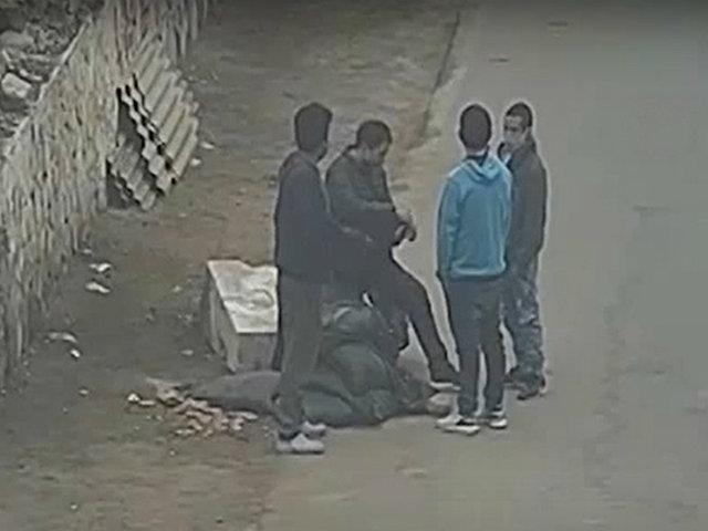Chaclacayo: detienen a hombres que bebían licor en la calle