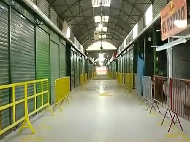 COVID-19: hoy mercado modelo de Unicachi reabre sus puertas al público