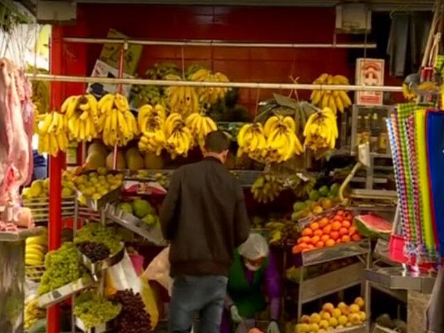 Subieron precios de alimentos en mercados durante emergencia sanitaria