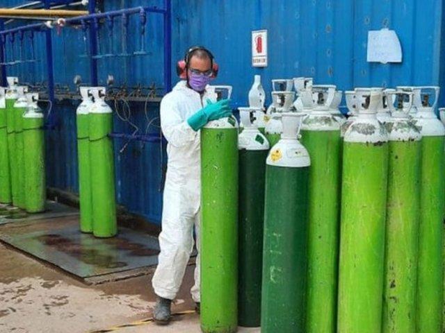 """Covid-19 en Perú: Colegio Médico advierte que escasez de oxígeno """"ya llegó a Lima"""""""