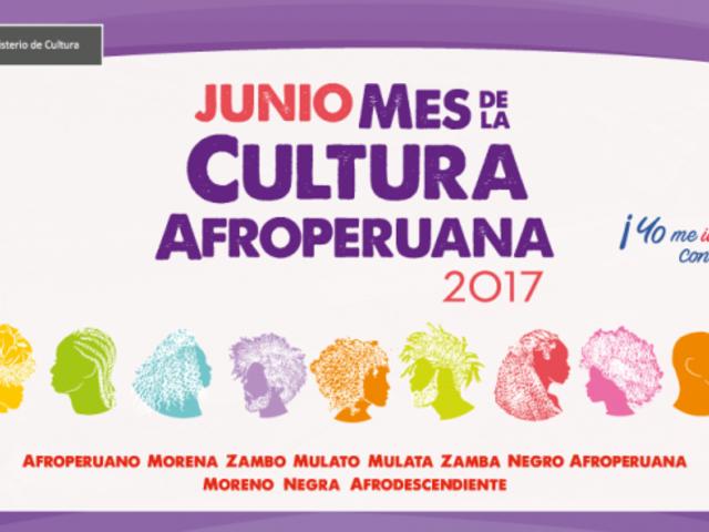 MML celebra el mes de la Cultura Afroperuana con programación virtual
