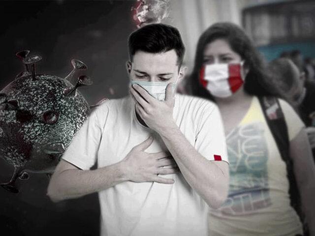 Coronavirus en Perú: cifra de contagiados se eleva a 1'659,707 y fallecidos a 55,489