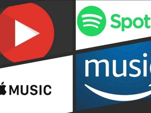 Apple, Spotify, Amazon y Youtube Music se unen en protesta contra el fallecimiento de George Floyd
