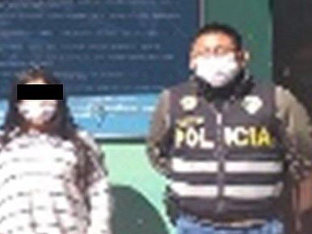 Huancavelica: quinceañera fuga de su vivienda y viaja a Junín
