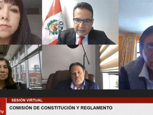 Paridad y alternancia: Comisión de Constitución no aprobó predictamen para el 2021