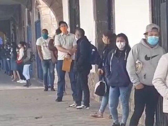 Cusco: turistas donan dinero a más de 800 familias venezolanas
