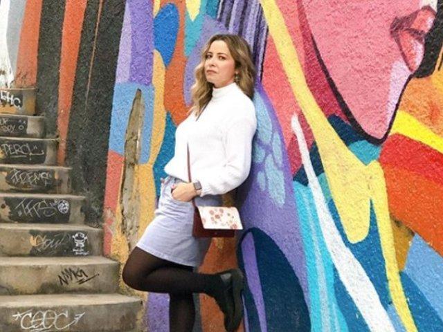 """Mabel Huertas: """"El delivery viene con acoso"""""""