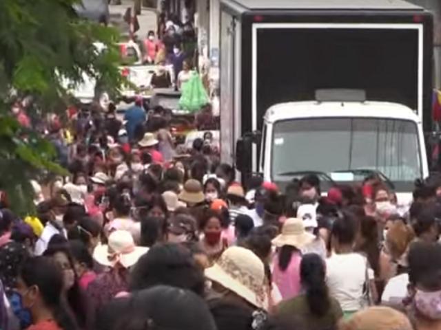 Conozca las avenidas que concentran la mayor cantidad de contagiados en Lima