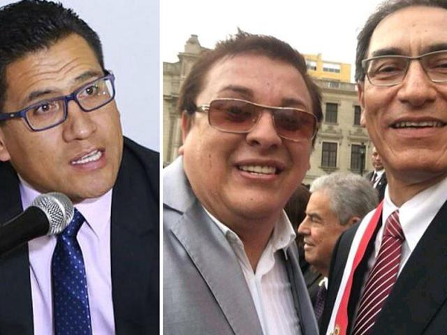 Caso Richard Swing: Procurador Enco pide a la Fiscalía interrogar al presidente Vizcarra