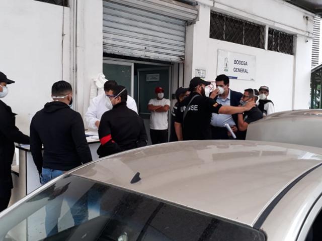 Ecuador: detenciones simultáneas de funcionarios por casos de corrupción durante pandemia