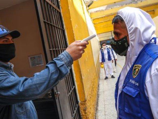 37 cárceles del país no registran casos de COVID-19, según INPE