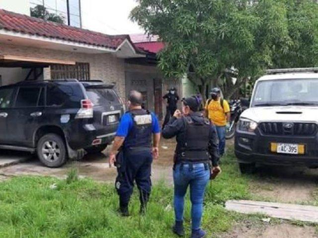 Alcalde de Belén es baleado esta tarde y permanece en el Hospital de Apoyo de Iquitos
