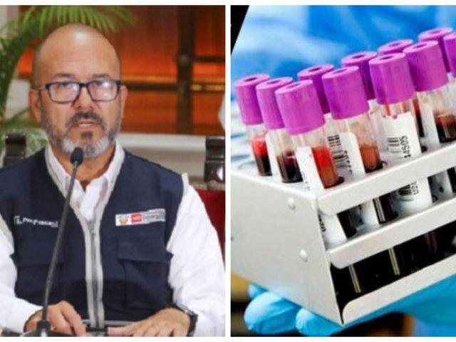 Citarán a ministro Zamora y a jefe del INS por cobro de pruebas de coronavirus por clínicas
