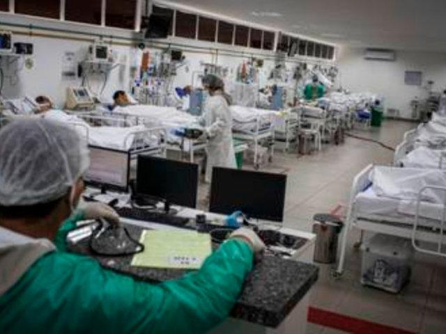 Covid-19: Brasil registró un nuevo récord de fallecidos en sólo 24 horas