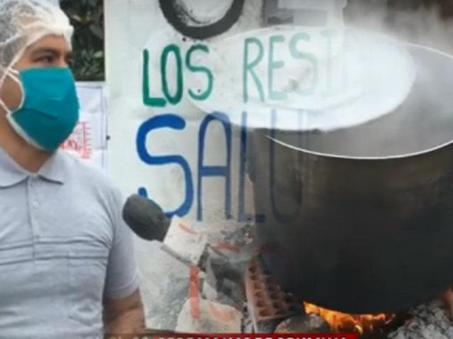 Alumnos de Universidad San Marcos piden retornar a la residencia estudiantil