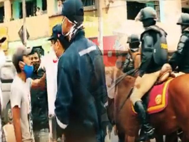 La Victoria: ambulantes invaden 14 cuadras de la avenida Parinacochas