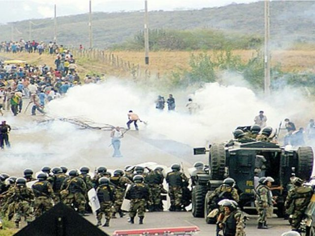 ¿Qué fue el 'Baguazo' ocurrido hace once años?