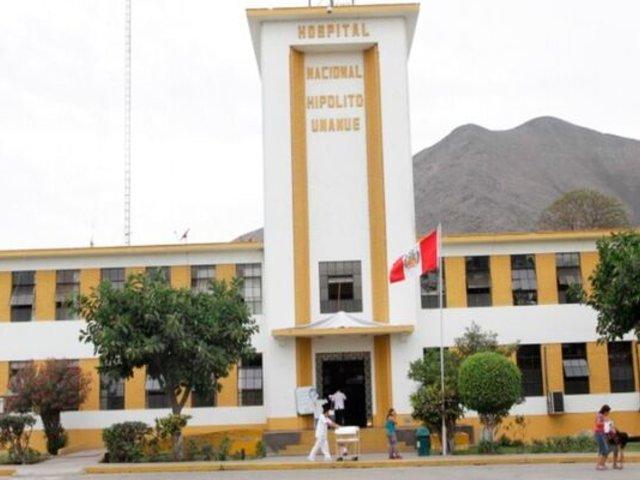 Hospital Unanue: Legado Lima 2019 viene construyendo nueva área de atención COVID-19
