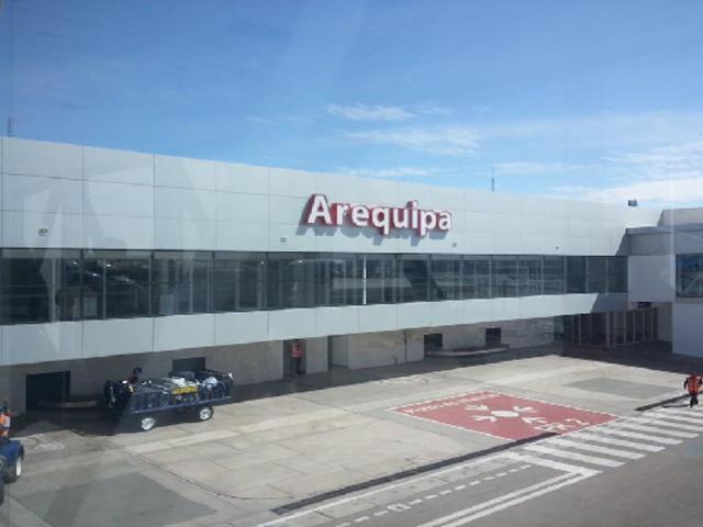 Arequipa: aeropuerto listo para operar cuando el Estado lo autorice