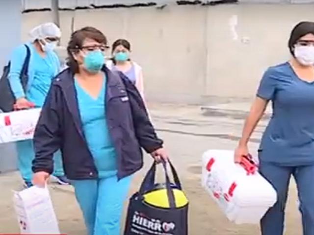 SJL: Minsa atenderá a pacientes con coronavirus en sus domicilios