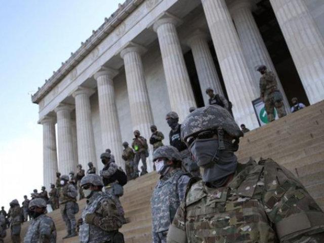 EEUU: Donald Trump ordena a la Guardia Nacional retirarse de Washington