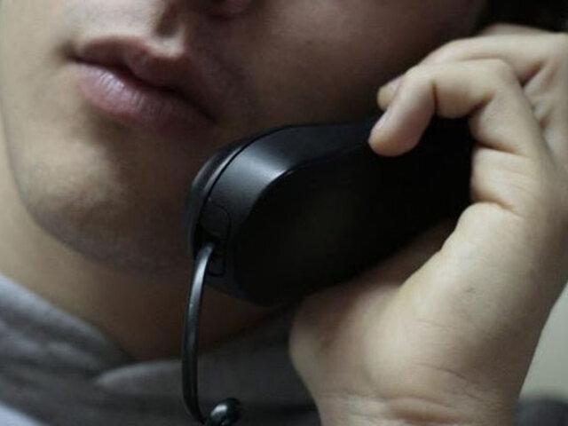 MTC impondrá multas hasta por S/. 17,200 por llamadas malintencionadas
