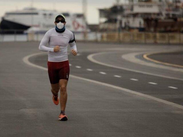 Minsa: Recomiendan no usar mascarillas KN95 y N95 para practicar deportes