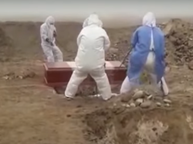 Cañete: cementerio para fallecidos por COVID-19 tendrá capacidad para 1.700 tumbas