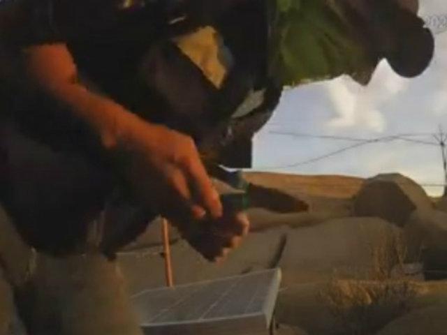Roban estación metereológica que monitorea fenómenos como El Niño y La Niña
