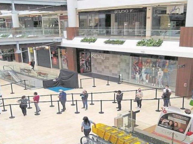 Uruguay: centros comerciales reabrieron bajo estrictas medidas de bioseguridad