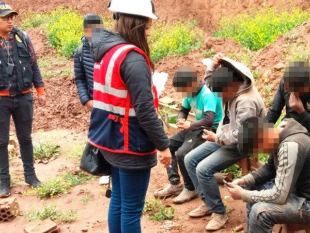 Sunafil realizó más de 4 mil inspecciones sobre trabajo infantil a nivel nacional